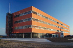 New building of the Institute of Molecular Genetics of Academy of Sciences of the Czech Republic